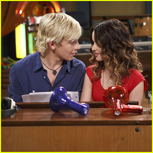 Ross Lynch & Laura Marano: Things Get 'Complicated' on Austin & Ally