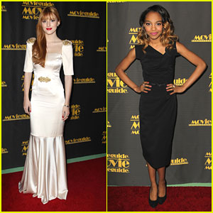 Bella Thorne & China Anne McClain: MovieGuide Awards 2013