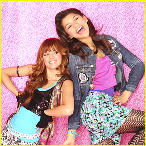 LISTEN to Bella Thorne & Zendaya's New Song, 'Contagious Love'!