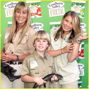 Bindi Irwin: Goulburn Valley Fresh Launch