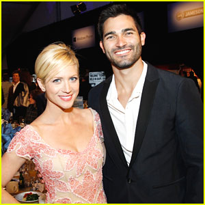 Brittany Snow & Tyler Hoechlin: Officially Dating?