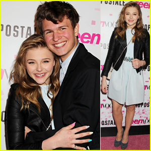 Chloe Moretz: Sweet 16 'Teen Vogue' Birthday Party!