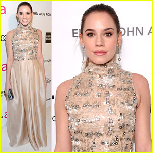 Christa B. Allen: EJAF Oscar Party 2013