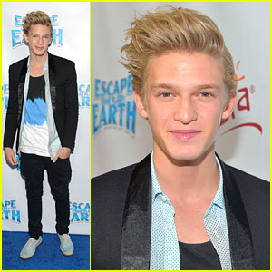 Cody Simpson: 'Shine Supernova' -- LISTEN NOW