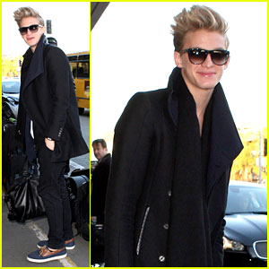 Cody Simpson: LAX Departure!