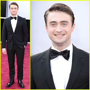 Daniel Radcliffe - Oscars 2013