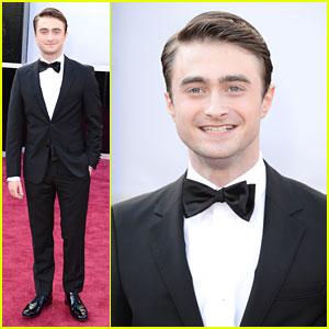 Daniel Radcliffe - Oscars 2013