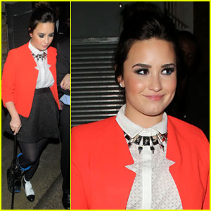 Demi Lovato: Sony BRITS After Party