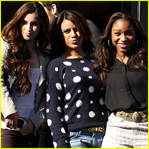 Fifth Harmony: Back Together in L.A.!