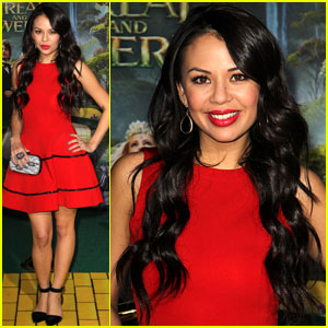 Janel Parrish: 'Oz The Great And Powerful' Premiere