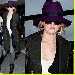 Jennifer Lawrence: BAFTAs Bound!
