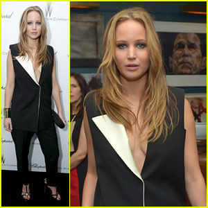 Jennifer Lawrence: Weinstein Academy Award Party