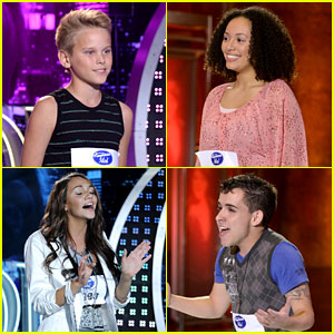 JJJ's 'American Idol' Season 12 Watch List!
