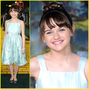 Joey King: 'Oz The Great & Powerful' Premiere!