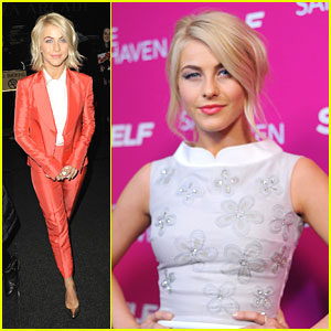 Julianne Hough: 'Safe Haven' Premiere in New York!