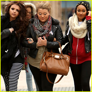 Little Mix: Liverpool Ladies!