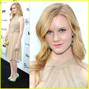 Madisen Beaty: Women in Film Pre-Oscar Cocktail Party 2013