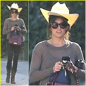 Nikki Reed: Two Hats Are Better Than One