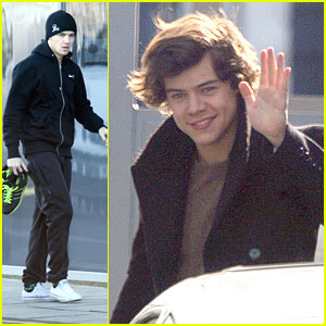 One Direction: Studio Studs