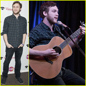 Phillip Phillips: Big Fan of 'The Walking Dead'