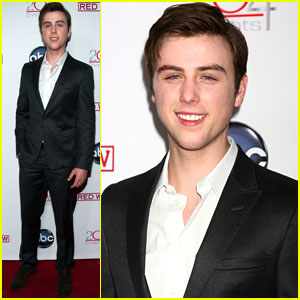 Sterling Beaumon: 'Red Widow' Red Carpet