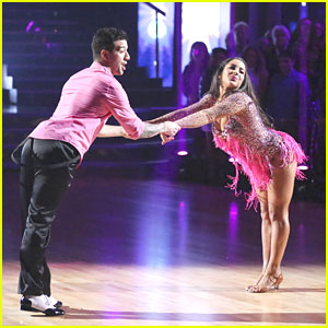Aly Raisman & Mark Ballas: ChaCha on 'Dancing With The Stars' -- WATCH NOW