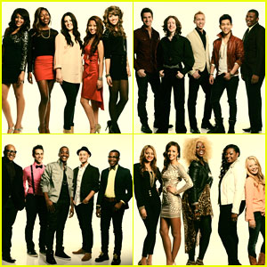 American Idol: Top 20 Finalists!