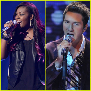 American Idol Top 9: Candice Glover & Paul Jolley Perform - Watch Now!