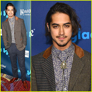 Avan Jogia: GLAAD Media Awards 2013