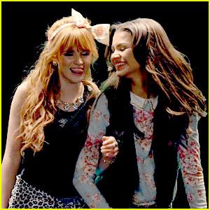 Zendaya & Bella Thorne: 'Contagious Love' Video -- Watch Now!