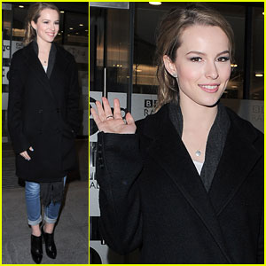 Bridgit Mendler: BBC Radio One Stop!