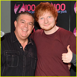 Ed Sheeran: Elvis Duran Show Performance