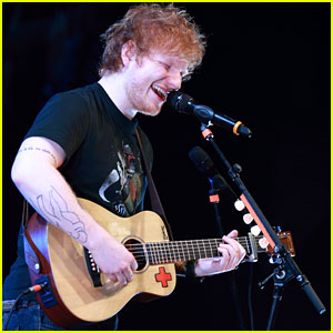 Ed Sheeran: Stuck on 'Homeland'!