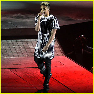 Jaden Smith: London Night Out with Moises Arias!