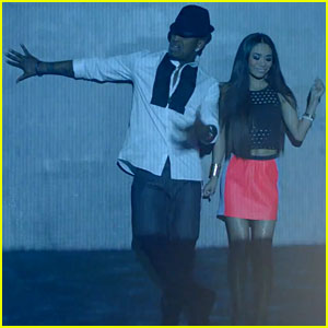 Jessica Sanchez: 'Tonight' feat. Ne-Yo Music Video - Watch Now!