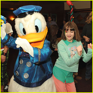 Joey King: Disney Live! Event in NYC