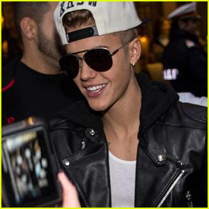 Justin Bieber Loves Vienna Fans!