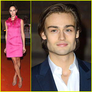 Douglas Booth & Kaya Scodelario: 'David Bowie Is' Exhibition Opening
