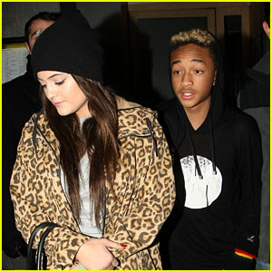 Kylie Jenner & Jaden Smith: Dinner With Will Smith!