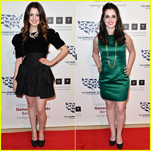 Laura Marano: Genesis Awards Benefit with Vanessa!