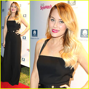Lauren Conrad: Cotton's 24-Hour Runway Show!