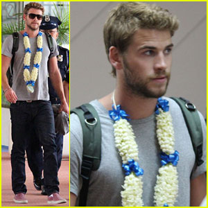 Liam Hemsworth Steps Out Post-Miley Cyrus Split Rumors