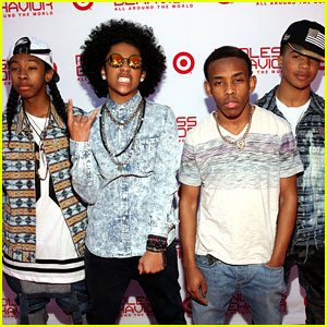 Mindless Behavior: 'All Around The World' Movie Premiere!