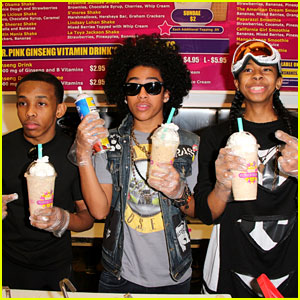 Mindless Behavior: Millions of Milkshakes!