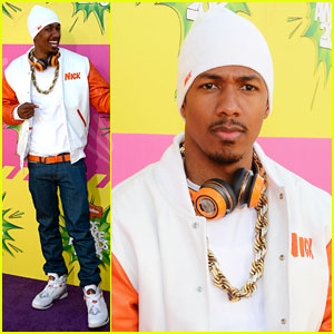 Nick Cannon - Kids' Choice Awards 2013 Red Carpet