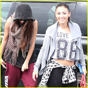 Selena Gomez: Dance Class with Francia Raisa