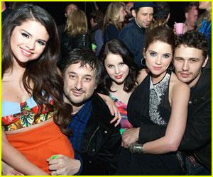 Selena Gomez & Ashley Benson: 'Spring Breakers' After Party with Rachel Korine