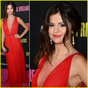 Selena Gomez: 'Spring Breakers' Premiere!