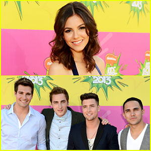 Victoria Justice & Big Time Rush: Summer Break Tour Dates!