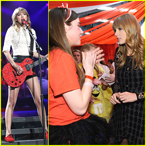 Taylor Swift: Red Tour in Newark!